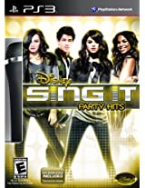 Disney Sing It: Party Hits with Microphone (PS3)