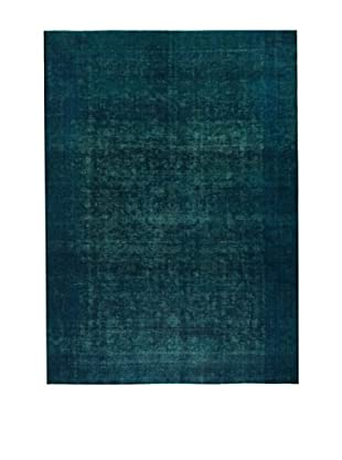 Design Community by Loomier Alfombra Revive Vintage Azul 382 x 275 cm