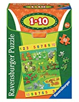 Ravensburger Numbers 1-10 Educational Puzzle (80 Piece)