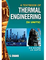 A Textbook of Thermal Engineering: Mechanical Technology