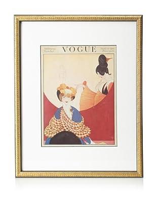 Original Vogue Cover from 1919