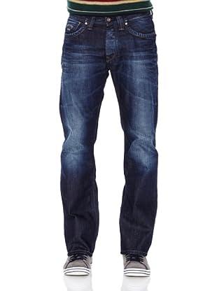 Pepe Jeans London Vaquero Kingston (Azul Oscuro)