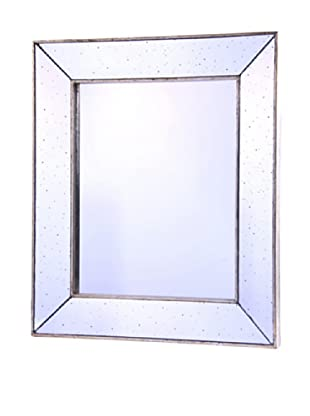 HomArt Large Rectangular Versailles Mirror
