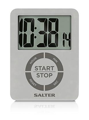 Salter Temporizador Memoria, Reloj 12 Hrs Con Alarma