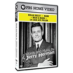 Words & Music By Jerry Herman [DVD] [Import]
