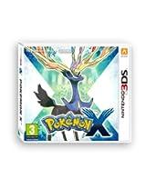Pokemon X (Nintendo 3DS) (NTSC)