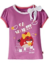 Angry Birds Girl's T-Shirt