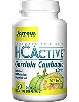 Jarrow Formulas HC-Active Garcinia Cambogia Supplement, 90 Count
