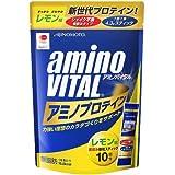 アミノバイタル アミノプロテイン レモン味