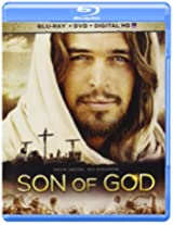 Son of God Blu-ray