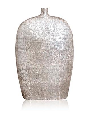Pomeroy Iriden Vase Large, Pearl Iridescent
