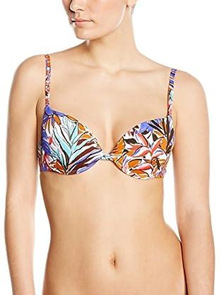 HUIT Sujetador de Bikini Patchouli