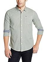 Tommy Hilfiger Men's Casual Shirt