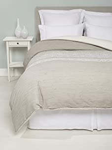 Terrisol Heirloom Duvet Cover (Linen)