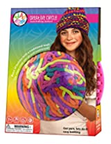 Bead Bazaar Creative Circle Loom Knitting Kit, Sunburst