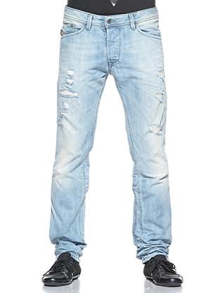 Diesel Pantalón Vaquero Darron (Azul Denim)