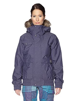 Burton Chaqueta Tabloid (Azul)