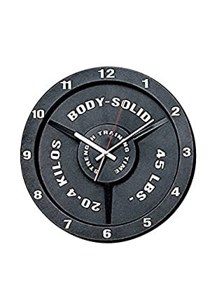 Body Solid Strength Training Time Clock, Black