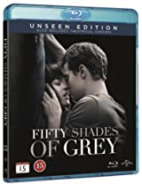 Fifty Shades of Grey: The Unseen Edition [Blu-ray] Nordic Import