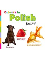 Colours in Polish: Kolory (World Languages: Colours)