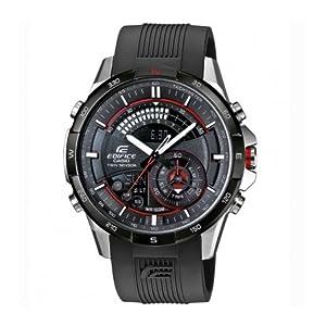 Casio Edifice Era-200B-1AV (EX 107) Twin Sensor Watch- For Men By Casio