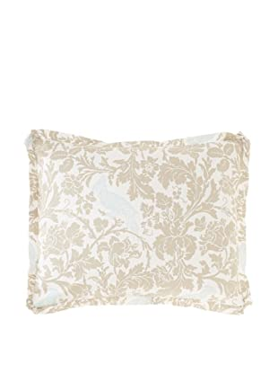 Chateau Blanc Sophie Pillow Sham (Neutral)