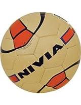 Nivia Simbolo Football, Size 5 (Gold)