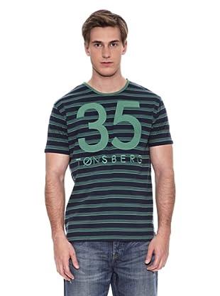 Springfield T-Shirt S3 Stripes 35