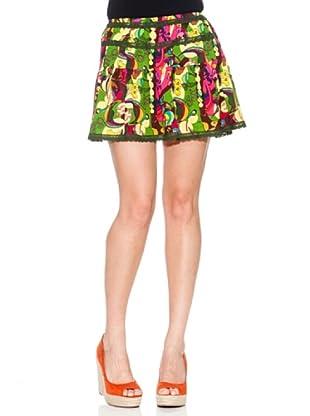 Mahal Falda Flores (Multicolor)