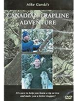 Dvd Canadian Trapline Adventure By Mike Gurski