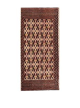 RugSense Alfombra Persian Kalat Marrón/Multicolor 130 x 60 cm