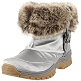 Rockport Finna Fur Scrunch Bootie Waterproof Boot
