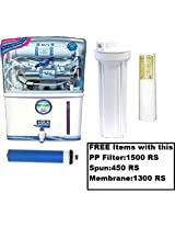 Aqua Grand plus RO+UV+UF +TDS controller water purifier With FREE PRE FILTER Drink Pure and Live Pure..health is wealth LOW Price