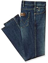 Wrangler Men's Rockville Tapered Fit Jeans