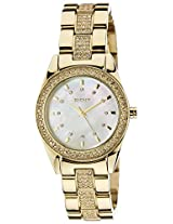 Dkny Analog Mother of Pearl Dial Women's Watch - NY8398