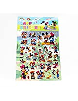 MBGiftsGalore Mickey Minnie Sticker Big