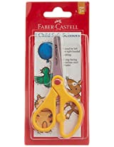 Faber-Castell Child Safe Scissors - Multicolor
