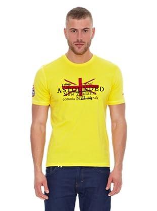 Astounded Camiseta Pensilvania (Amarillo)