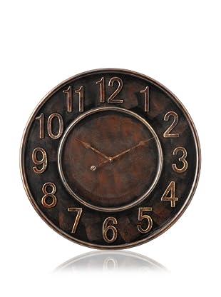 Cooper Classics Kirk Wall Clock