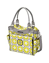 Petunia Pickle Bottom City Carryall Diaper Bag in Afternoon in Arezzo
