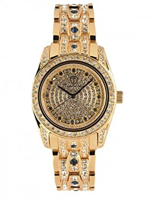 Hugo Von Eyck Reloj Unisex Syrius Acero HE1049_Oro