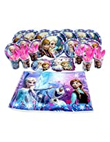 Frozen Disney Elsa and Anna Party Set for 8