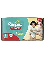 Pampers Large Size Diaper Pants (Pack of 48)