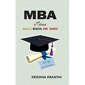MBA is Not about Money, Blazer, Arrogance