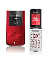 NEW Sony Walkman Ericsson W518A - Red (AT&T) Cellular Phone GPS BlueTooth FM 3G