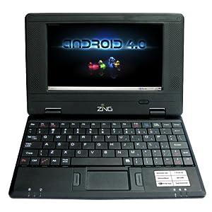 Zing NG754Z Netbook (WiFi, 3G)