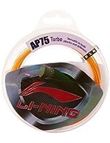 Li-Ning AP 75 Turbo Badmintion String Roll (Orange)
