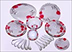 Oromax 44 Pcs Melamine Dinner Set LE ORM 001