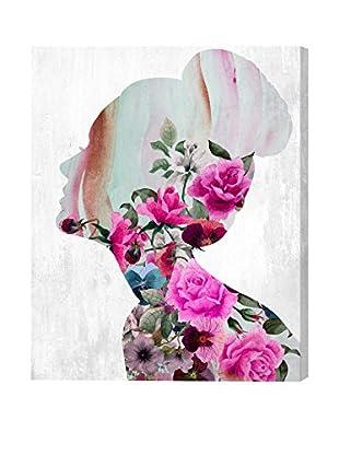 Oliver Gal Artist Co. Flower Built, Multi, 24