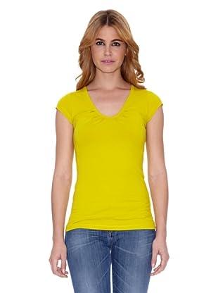 Salsa Camiseta Ipanema Slim (Amarillo)